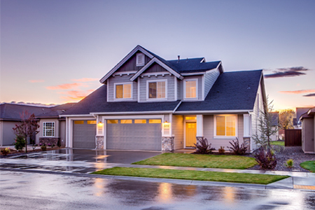 Ett alternativ vid husbygget är nyckelfärdiga hus.